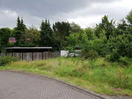 *RESERVIERT* Sehr preiswertes Grundstück für einen *renditestarken* Garagenhof zentral in HERDORF !!