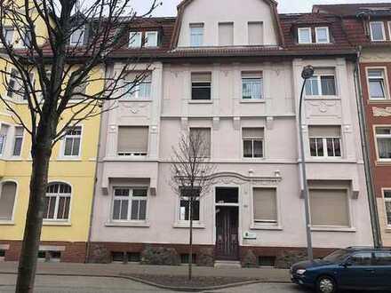 geräumige 5-Raum-Wohnung in der Bahnhofsvorstadt mit EBK