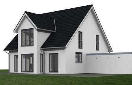 NEUBAU: Exklusives freistehendes Einfamilienhaus in Schöneck-Kilianstädten