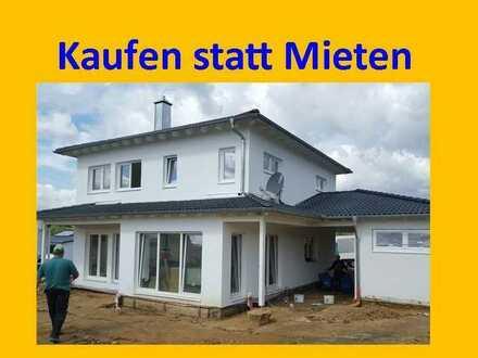 **Mietkauf ab 377,- *** 130qm Haus mit Garten***