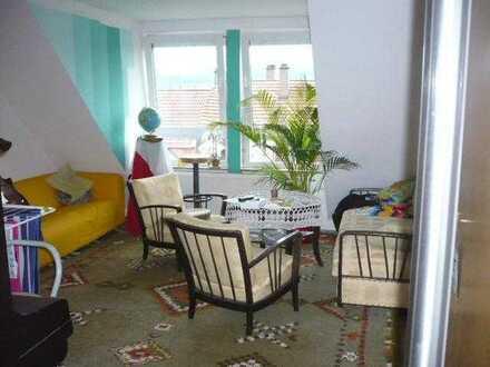 Zimmer mit Balkon in Maisonette WG Nordstadt