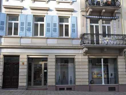 Galerie / Büro / Einzelhandel im Zentrum von Baden-Baden zu verpachten