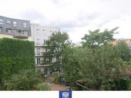 Dresdner-Neustadt! Exklusive bezaubernde Familienwohnung mit großem Balkon!