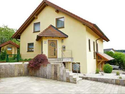 Neuenbürg - Waldrennach: Ein Einfamilienhaus der Sonderklasse