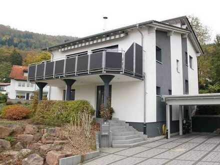 Architektenhaus mit traumhaftem Ausblick