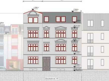 Wohnen in Neuruppin? Zweiraumwohnung in verkehrgünstiger Lage!