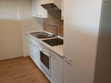 Schöne 1-Raum-Terrassenwohnung mit EBK in Neckarzimmern für eine Person