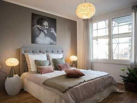 Bühne frei für Ihr neues zuhause an einem der dynamischsten Orte in Dresden!