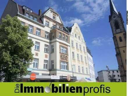 Sanierte 5-Zimmer-Wohnung - Jugendstilambiente in der Altstadt von Hof