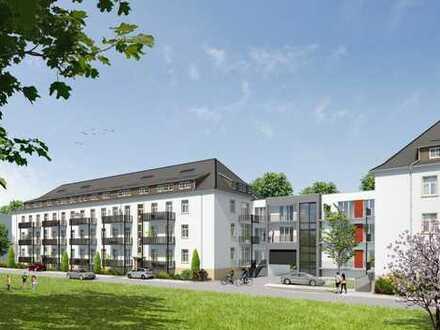 Erstbezug nach Sanierung mit EBK: helle und ruhige 2-Zimmer-Dachgeschoss Wohnungen in Rastatt
