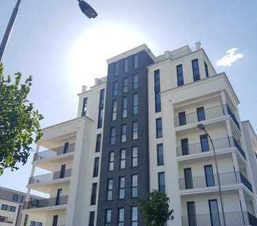 Gehobene, gemütliche 2 Zimmer Wohnung mit Süd-West-Balkon - im Neubau. (6.2)