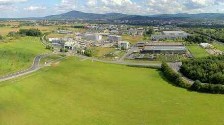 Campus Stubenwald - Stubenwaldallee: International agierende Unternehmen