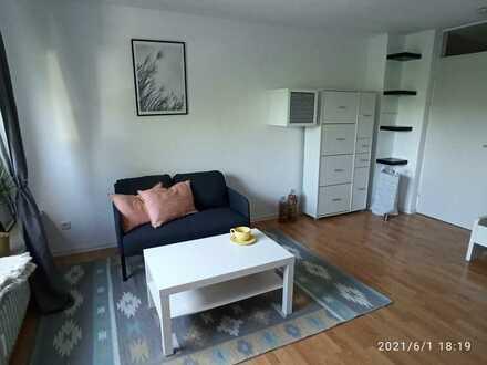Möblierte Singlewohnung in bester Wohnlage - Erstbezug nach Renovierung