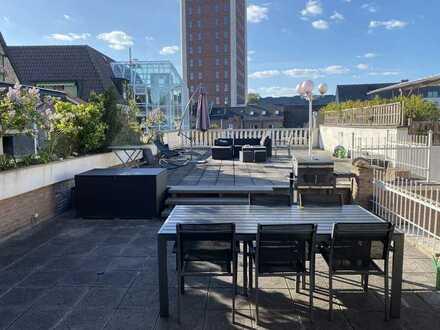 Ansprechende 3,5-Zimmer-Wohnung mit großer Terrasse in Rheinberg