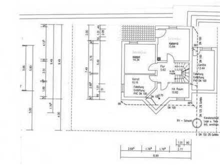 Freistehendes Einfamilienhaus mit Platz für Familie + Büro in Heiligkreuzsteinach