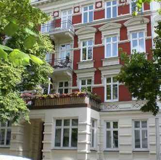 Altbauwohnung in Hamburg-Eimsbüttel