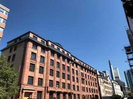 WILLKOMMEN im KaiserYard Gutleutstraße 40–46, Neubauwohnung: Hier Traum 2 Zi. Penthouse Dachgarten