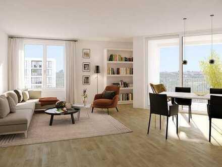 Attraktiv wohnen in familienfreundlicher 3-Zimmer-Wohnung mit Tageslichtbad und riesiger Terrasse