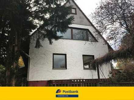 Wohnhaus mit großer Einliegerwohnung nahe dem Nieder-Neuendorfer See