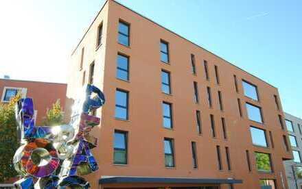 Moderne Stadtwohnung 3 ZKB, Loggia, 2 TG-Stellplätze in Augsburg-Innenstadt / bei City-Galerie & TIM