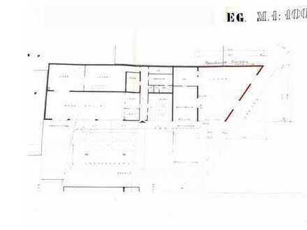 Vielseitig nutzbare Gewerbehalle für Werkstätte oder Lager/Büro in 71404 Korb