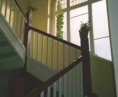 Ländliche Idylle, sanierte Wohnung in denkmalgeschütztem Haus im historischen Stadtkern von Alsleben