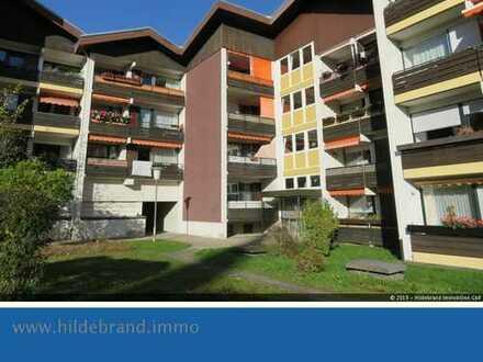 Neu renoviertes 1-Zimmer-Appartement in Sonthofen