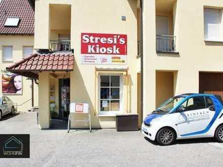 Voll ausgestatteter Kiosk in Backnang ab sofort verfügbar