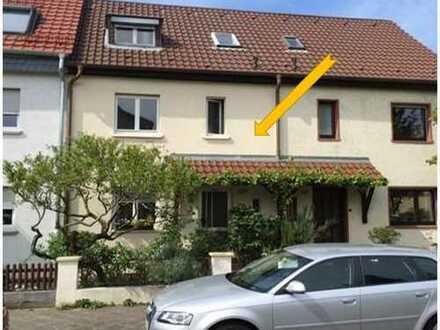Kinder erwünscht! Haus (RMH) in Mannheim-Almenhof, 5 Zi., Garten, von privat zu vermieten
