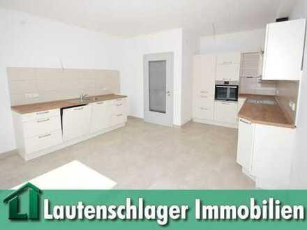 Inklusive moderner Einbauküche! Neu ausgebaute und großzügige Erdgeschoss-Wohnung in Deining