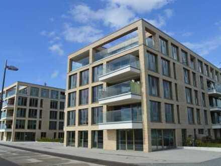 Penthousewohnung in bevorzugter Lage in der Bremer Überseestadt
