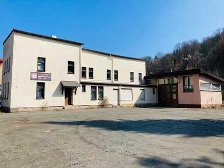 Unser neuer Firmensitz - Büro und Werkstatt
