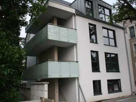 Provisionsfrei !!! Exklusive 4-Zimmer-Erdgeschosswohnung mit Südterrasse und Einbauküche in Mainz