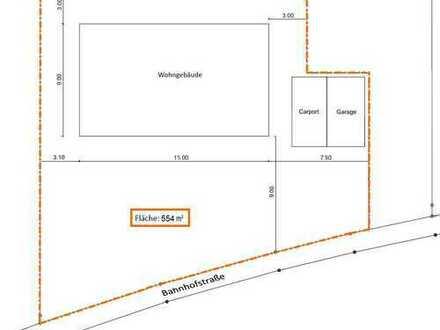 Wohnbaugrundstück in Grafrath (Zentrum), bis zu 554 qm