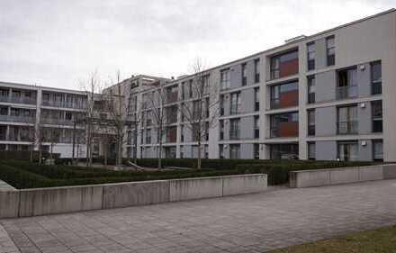 Schöne 4ZKB in Nymphenburg, zwischen Schlosspark + S-Bahn Laim, TG-Stellplatz mit Ladestation