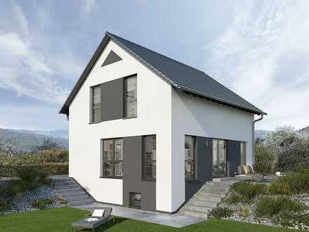 Einfamilienhaus mit Keller mit exklusivem Grundstück