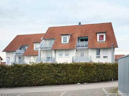 Attraktive 2 Zimmer-Maisonette-Wohnung in Sigmaringen