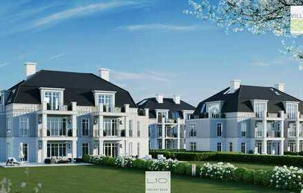 Villenpark: Moderne und elegante 4-Zimmer-Etagenwohnung in bester Lage von Obermenzing