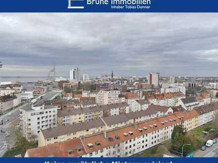BRUNE IMMOBILIEN - Bremerhaven-Geestemünde: Fantastische Weitsicht