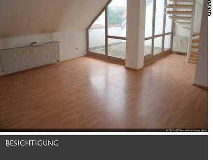 Offen gestaltete 3,5-Zimmer-Maisonette mit Dachterrasse in Neu-Ulm/Offenhausen