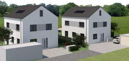 Neubau eines Einfamilienhauses, in 85126 Münchsmünster
