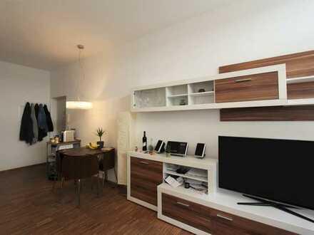 SCHWIND IMMOBILIEN - Möblierte 1-Zimmer Wohnung in zentraler Lage!