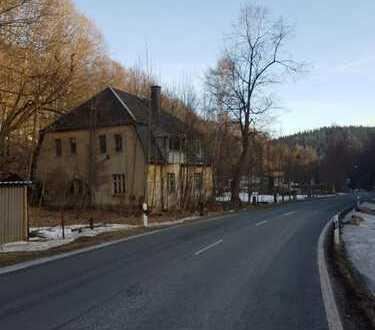 Wohnbaugrundstück mit alter Villa