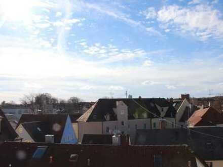 Helle 3-Zimmer-Maisonette in Göggingen