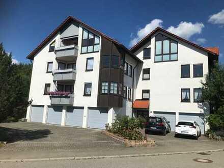 Komfortable 3 1/2 Zi-Wohnung in ruhiger ortsrandlage von Balingen-Frommern