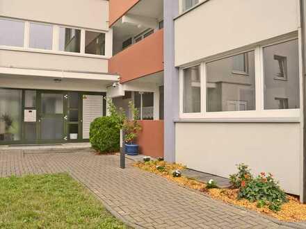 Bergheim: Schöne 3-Zimmer-Wohnung mit traumhafter Aussicht