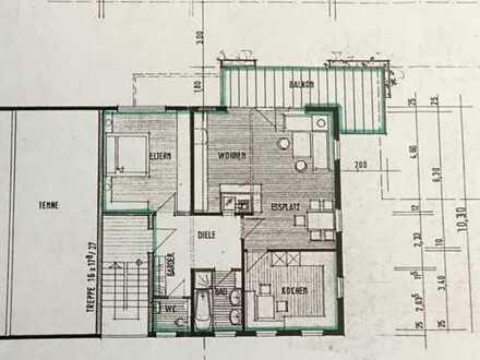 Vollständig renovierte 2,5-Zimmer-Wohnung mit Balkon und EBK in Nürtingen