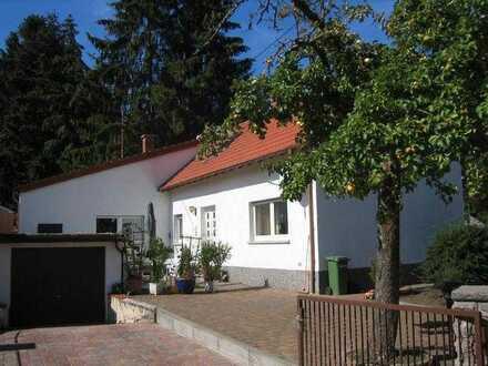 Carlsberg | schickes und gepflegtes Einfamilienhaus mit idyllischer Waldrandlage