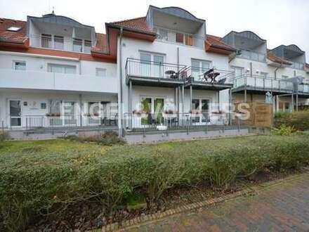 1 Raum-Apartment mit Südbalkon