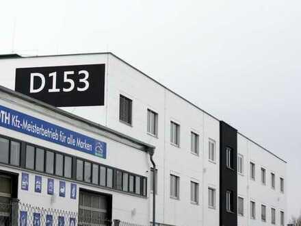 Neue Büro- und Kreativräume im Osten Augsburgs